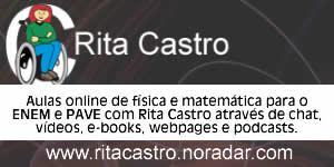 Rita Castro - Curso ENEM e PAVE